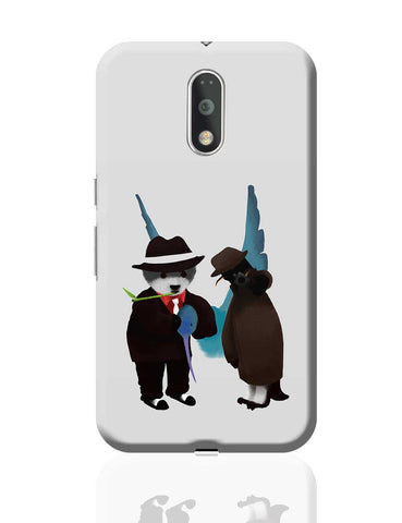 The Panda, Penguin And The Hummingbird Moto G4 Plus Online India