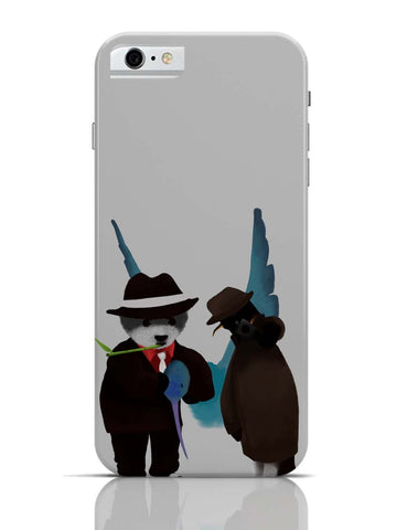 iPhone 6/6S Covers & Cases | The Panda, Penguin And The Hummingbird iPhone 6 Case Online India