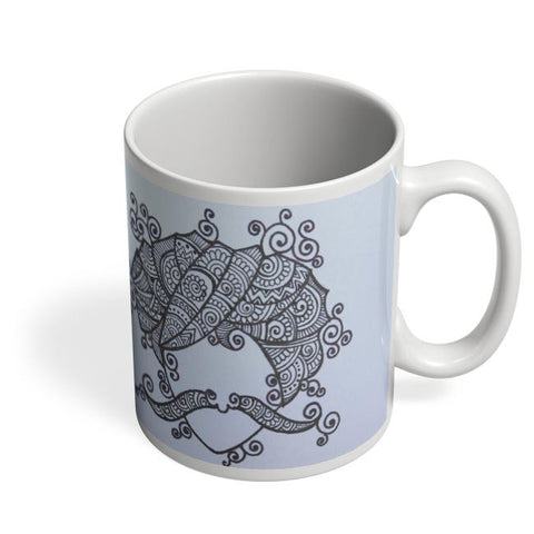 Coffee Mugs Online | Rajasthani Men Coffee Mug Online India
