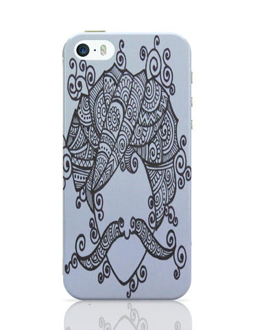 iPhone 5 / 5S Cases & Covers | Rajasthani Men iPhone 5 / 5S Case Cover Online India