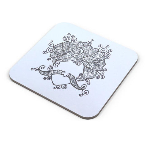 Buy Coasters Online | Rajasthani Men Coasters Online India | PosterGuy.in