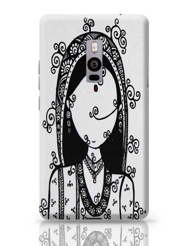Rajasthani Woman OnePlus Two Covers Cases Online India