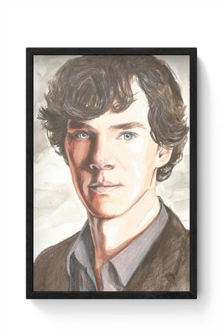 Sherlock Framed Poster Online India