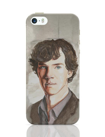 Sherlock iPhone 5/5S Covers Cases Online India