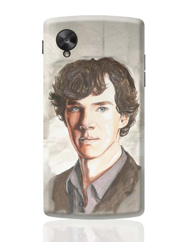 Sherlock Google Nexus 5 Covers Cases Online India