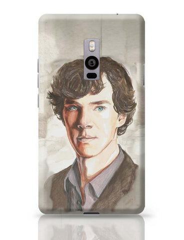 Sherlock OnePlus Two Covers Cases Online India