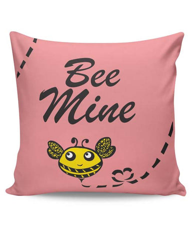 PosterGuy | Bee Mine Cushion Cover Online India