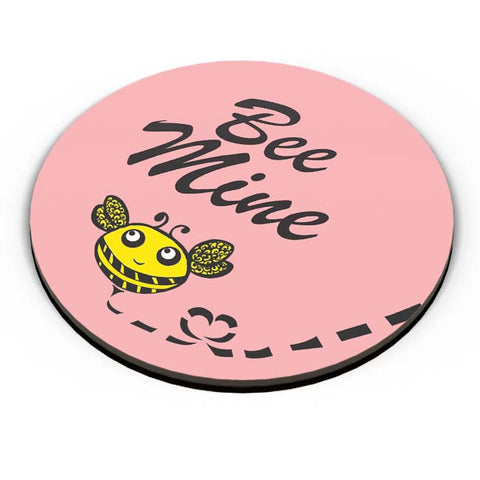 PosterGuy | Bee Mine Fridge Magnet Online India by Mandai Design