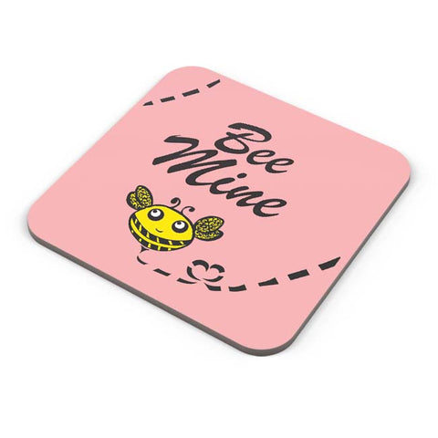 Buy Coasters Online | Bee Mine Coaster Online India | PosterGuy.in