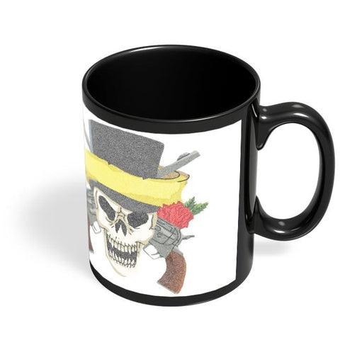 Coffee Mugs Online | Guns N' Roses Black Coffee Mug Online India