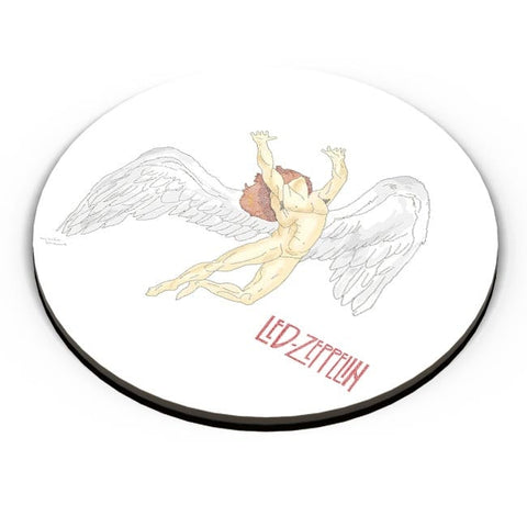 PosterGuy | Led Zeppelin Fridge Magnet Online India by Mihika Shaunik