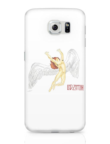 Samsung Galaxy S6 Covers | Led Zeppelin Samsung Galaxy S6 Case Covers Online India
