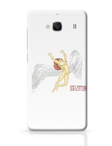 Xiaomi Redmi 2 / Redmi 2 Prime Cover| Led Zeppelin Redmi 2 / Redmi 2 Prime Case Cover Online India
