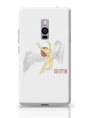 OnePlus Two Covers | Led Zeppelin OnePlus Two Case Cover Online India