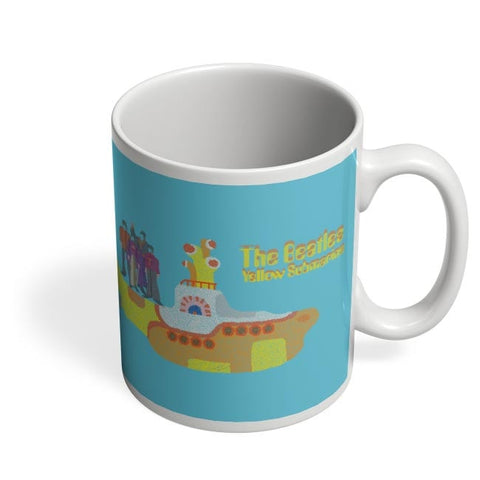 Coffee Mugs Online | The Beatles Coffee Mug Online India