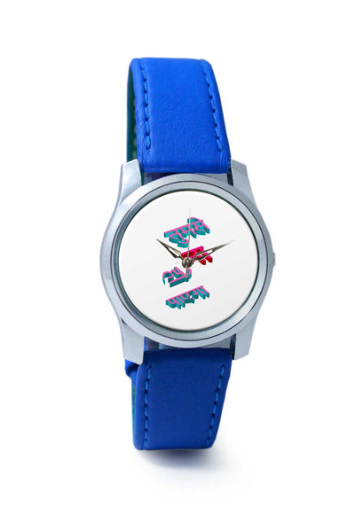 Women Wrist Watch India | Tumse Na Ho Paayega Wrist Watch Online India