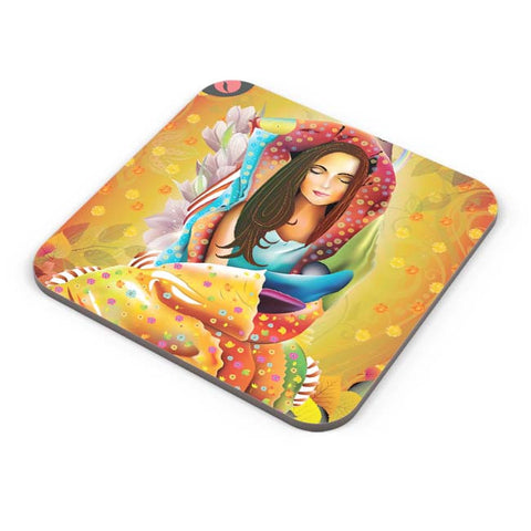 Buy Coasters Online | Devotion - Rachyeta Coaster Online India | PosterGuy.in