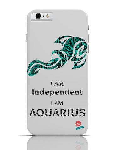Aquarius - Rachyeta iPhone 6 / 6S Covers Cases