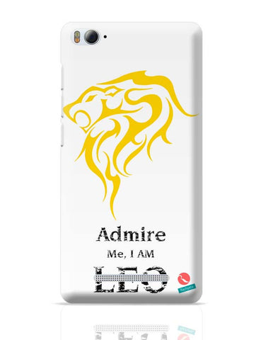 Leo - Rachyeta Xiaomi Mi 4i Covers Cases Online India