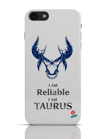 Taurus - Rachyeta iPhone 7 Covers Cases Online India