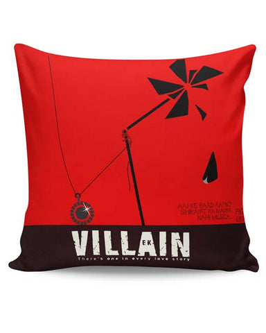 PosterGuy | Ek Villain Cushion Cover Online India