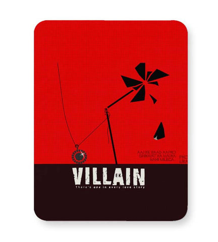 Buy Mousepads Online India | Ek Villain Mouse Pad Online India