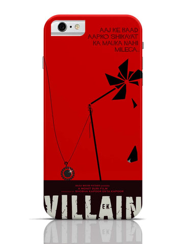 iPhone 6/6S Covers & Cases | Ek Villain iPhone 6 Case Online India