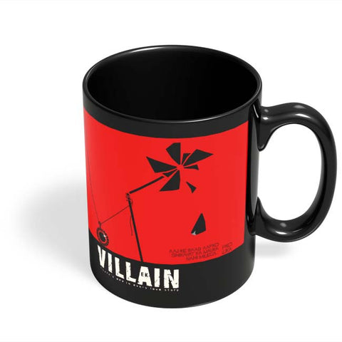 Coffee Mugs Online | Ek Villain Black Coffee Mug Online India