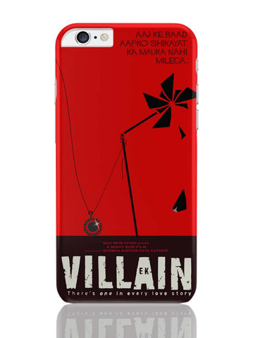 iPhone 6 Plus/iPhone 6S Plus Covers | Ek Villain iPhone 6 Plus / 6S Plus Covers Online India