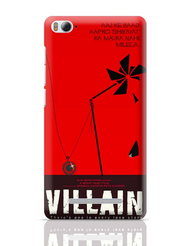 Xiaomi Mi 4i Covers | Ek Villain Xiaomi Mi 4i Case Cover Online India