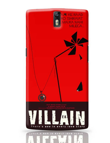 OnePlus One Covers | Ek Villain OnePlus One Case Cover Online India