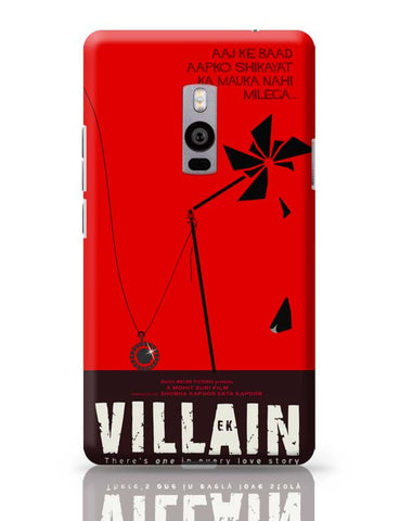 OnePlus Two Covers | Ek Villain OnePlus Two Case Cover Online India