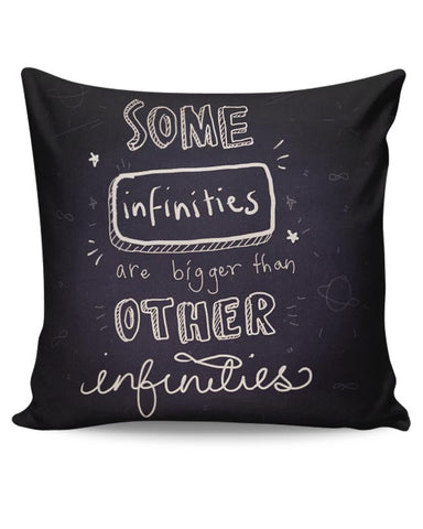 PosterGuy | To Infinity Cushion Cover Online India