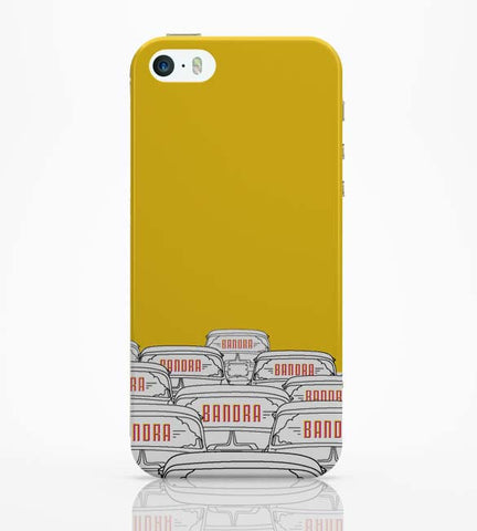 iPhone 5 / 5S Cases & Covers | Kaali Peeli iPhone 5 / 5S Case Online India