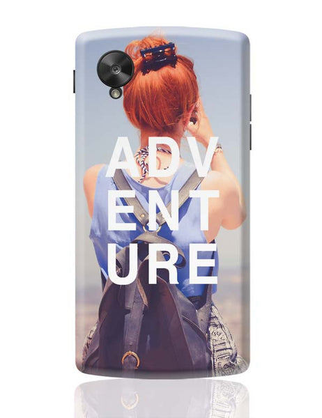 Google Nexus 5 Covers | Adventure Google Nexus 5 Case Cover Online India