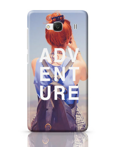 Xiaomi Redmi 2 / Redmi 2 Prime Cover| Adventure Redmi 2 / Redmi 2 Prime Case Cover Online India