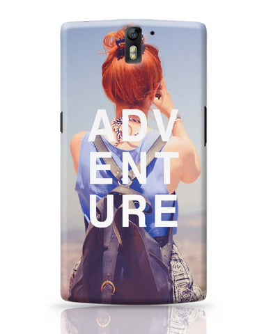 OnePlus One Covers | Adventure OnePlus One Case Cover Online India