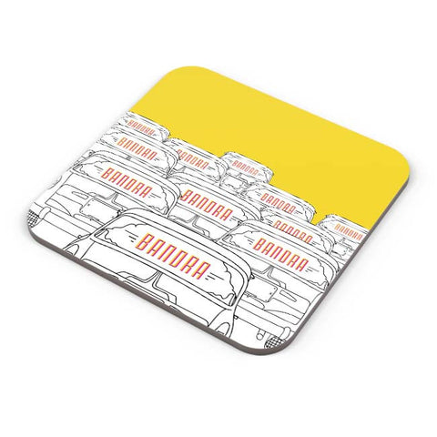 Buy Coasters Online | Kaali Peeli Coaster Online India | PosterGuy.in
