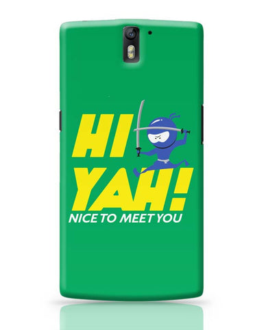 OnePlus One Covers | Hi Yah! OnePlus One Case Cover Online India