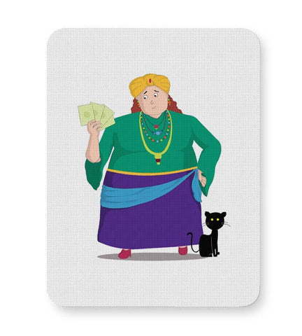 Buy Mousepads Online India | Fate Turner Mouse Pad Online India