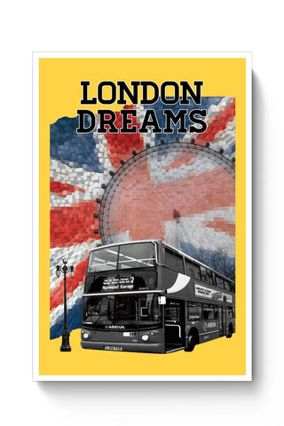 London Dreams Poster Online India