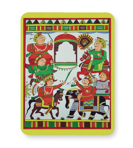 Phad Painting Mousepad Online India