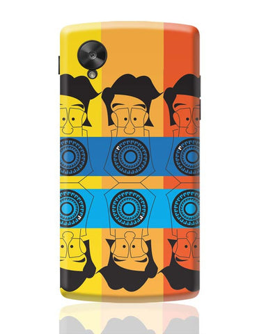 Google Nexus 5 Covers | Mr. Lobo's Tooth Google Nexus 5 Case Cover Online India
