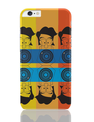 iPhone 6 Plus/iPhone 6S Plus Covers | Mr. Lobo's Tooth iPhone 6 Plus / 6S Plus Covers Online India