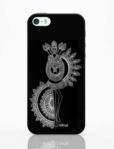 iPhone 5 / 5S Cases & Covers | Dokra Art iPhone 5 / 5S Case Cover Online India