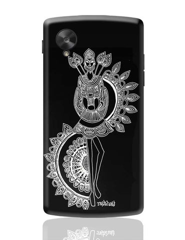 Google Nexus 5 Covers | Dokra Art Google Nexus 5 Case Cover Online India