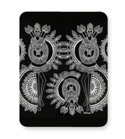 Buy Mousepads Online India | Dokra Art Mouse Pad Online India