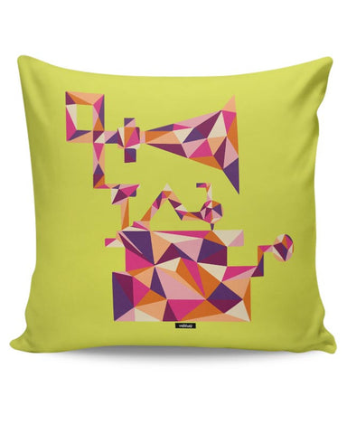 Kitsch Gramo Cushion Cover Online India
