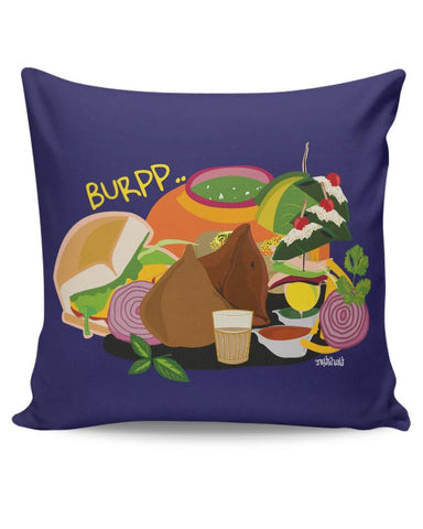BURPP! Cushion Cover Online India