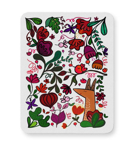 Buy Mousepads Online India | Floral Mouse Pad Online India